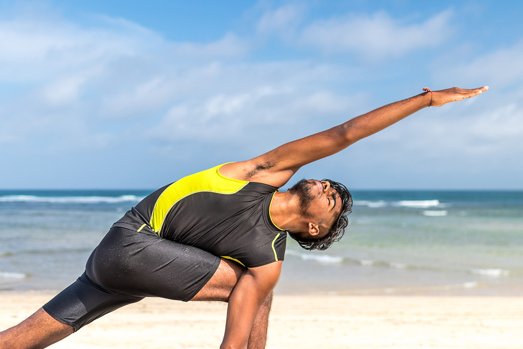 yoga benefícios