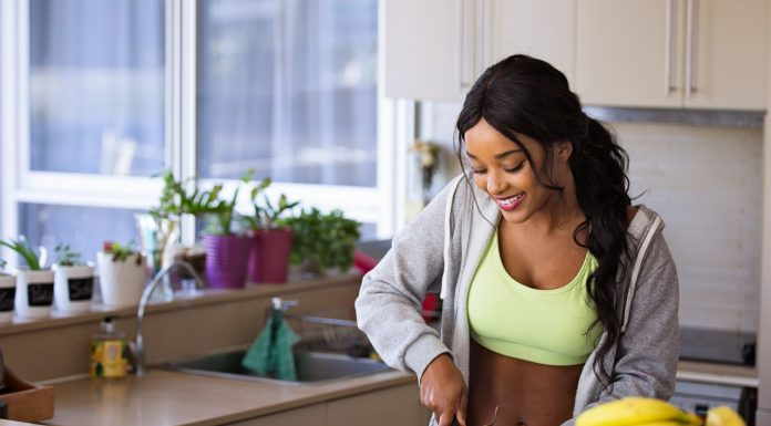 mudar a sua alimentação com Action Caps